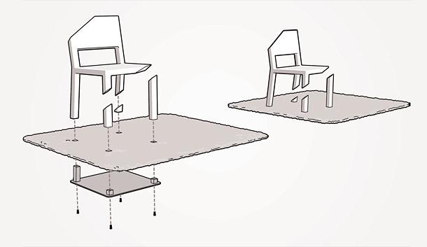 kreativna stolica 3