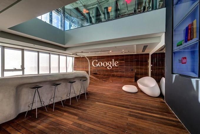 Google kancelarija