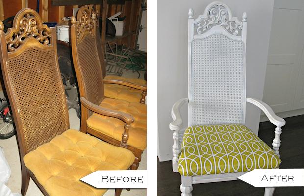 restaurirane stolice