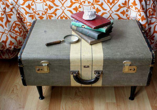 Sobni sto od kofera 5