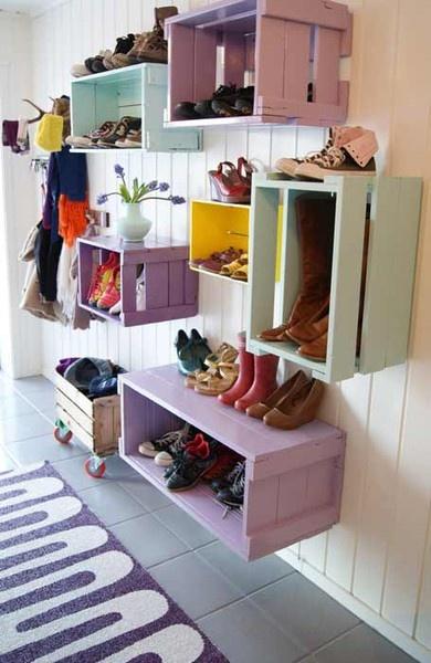Kreativan ormar za cipele 11
