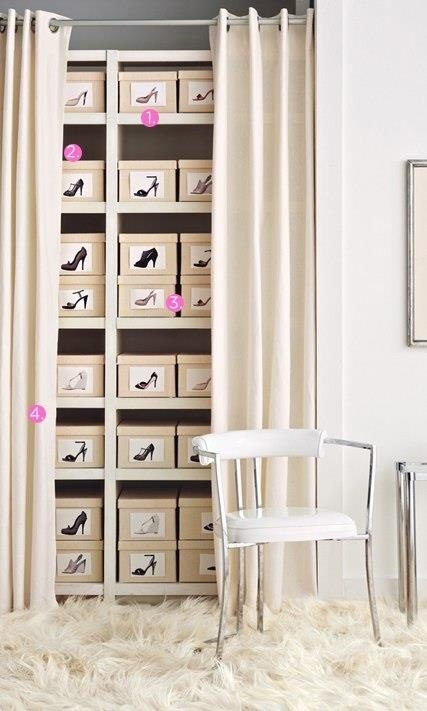 Kreativan ormar za cipele 15