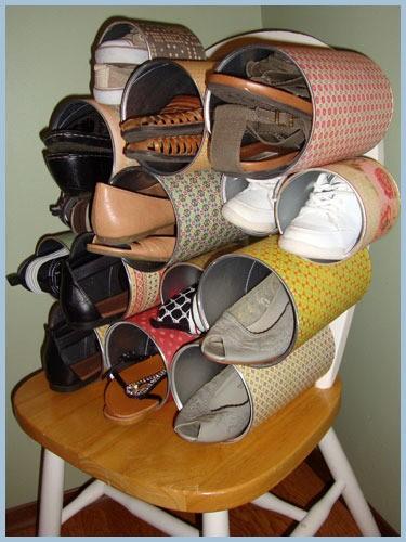 Kreativan ormar za cipele 21