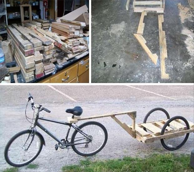 uses-for-old-pallets-bike-trailer