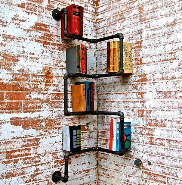 Polica za knjige 4