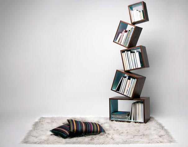 Polica za knjige 6