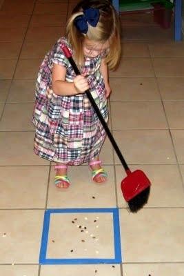 igra čišćenja